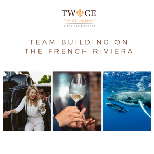 Team Building French Riviera open borders